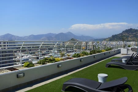 Modern apartment with great views. - Independencia - 公寓