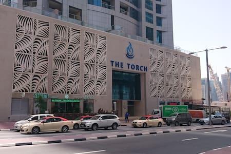 Dubai Marina managed appartment, with seaview - 杜拜