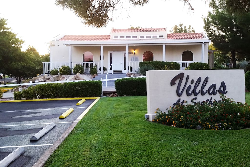 Villa Guest Welcome Office