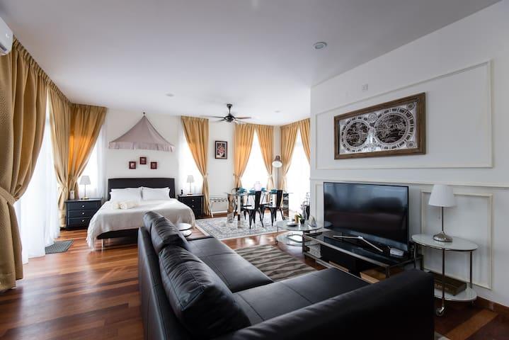 Putrajaya Lakeview Suites | Alamanda | 5☆ SemiD ﷽