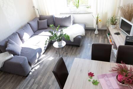 Oberwiesenthal-Ferienwohnung 2 Zimmer, 46m²