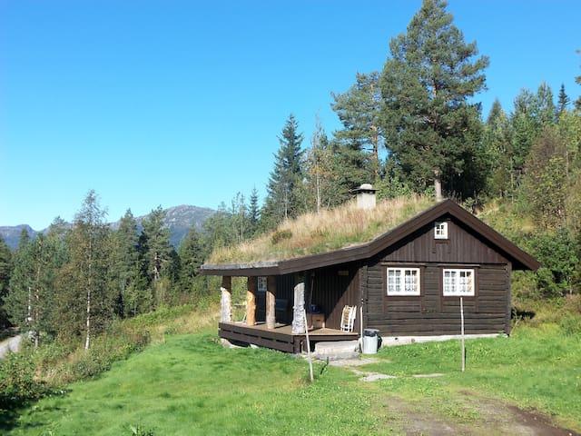 Skojestua - Hogstul Hytter - Tuddal