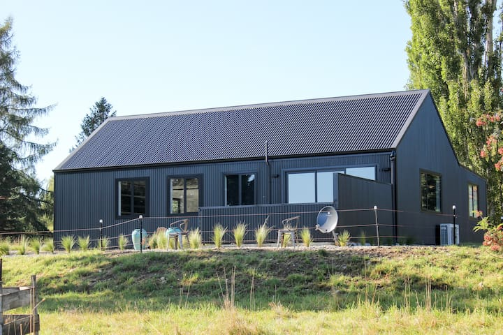 The 5 Acre.Relax in Waikaia