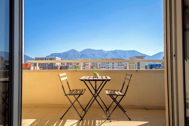 Pazari View ⚡ Enjoy Albania Apartments