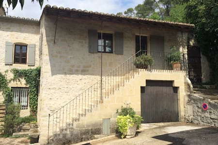 Authentic renovated village house