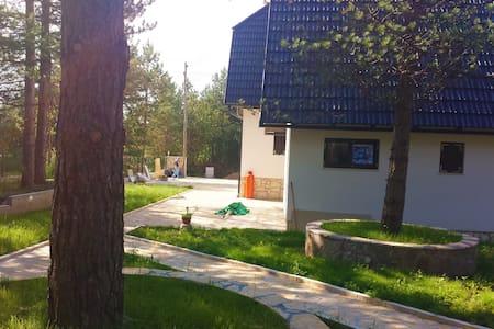 Beautiful nature with room near Plitvice HMA 203 - Plitvička Jezera