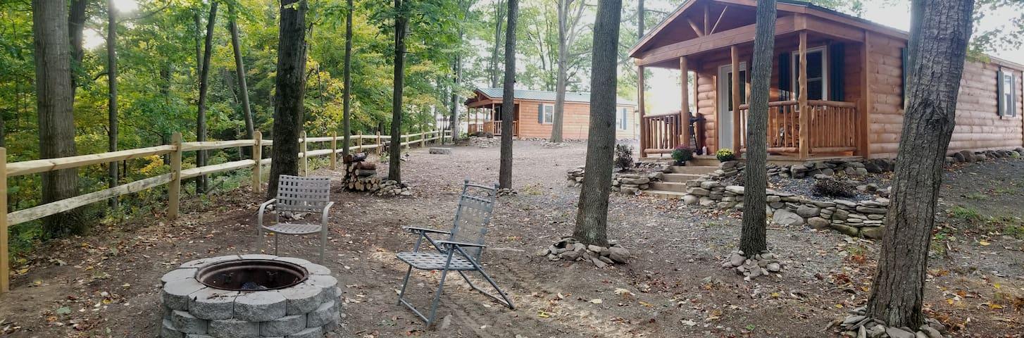 Big Hollow Run Luxury Cabin: A