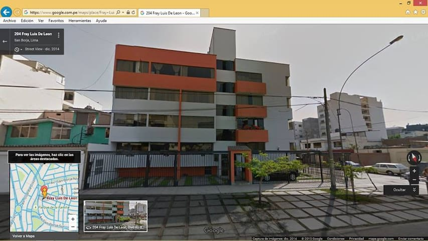 Nice Apartment in the safest place of Lima - Distrito de Lima - Appartement