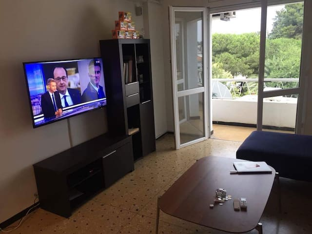 Chambre à Poirson - Algiers - Wohnung