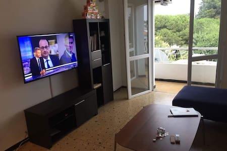 Chambre à Poirson - Algiers - Flat