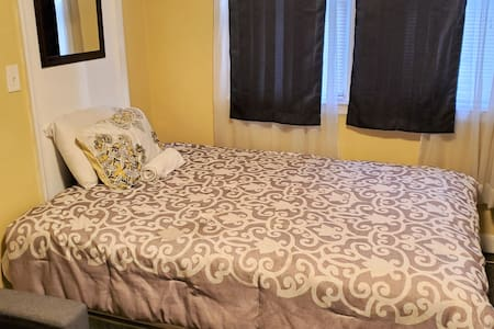 Comfort in Baltimore.  Close to Downtown.