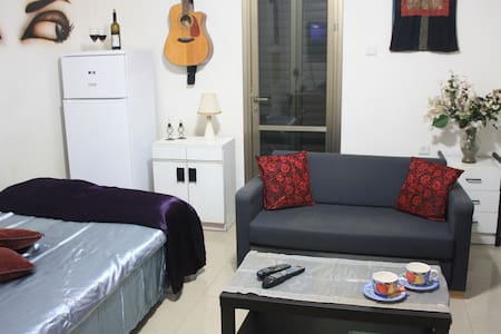 Nice and cozy apartment by the beach - Rishon Lezion - Квартира