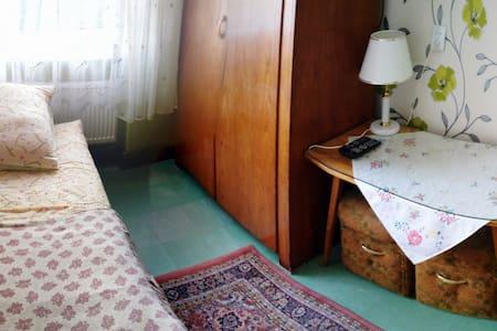 zielony pokój w Willi Lemoniada - Ustka