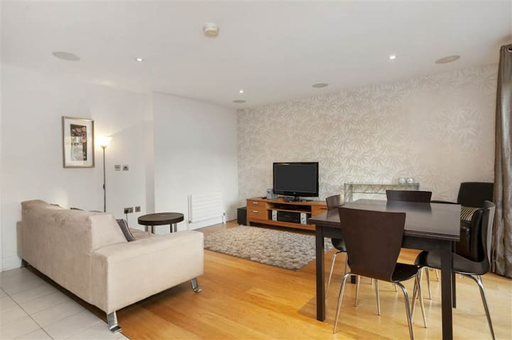 Serviced City Centre Apartment Bed & Breakfast