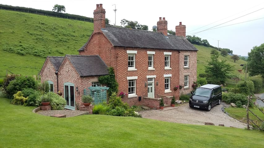 The Firs - a victorian house - Market Drayton