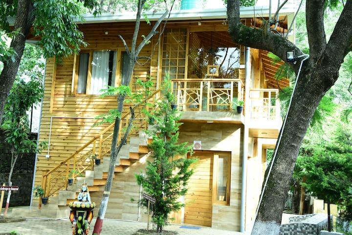 Rudraksha Cottage & Resort