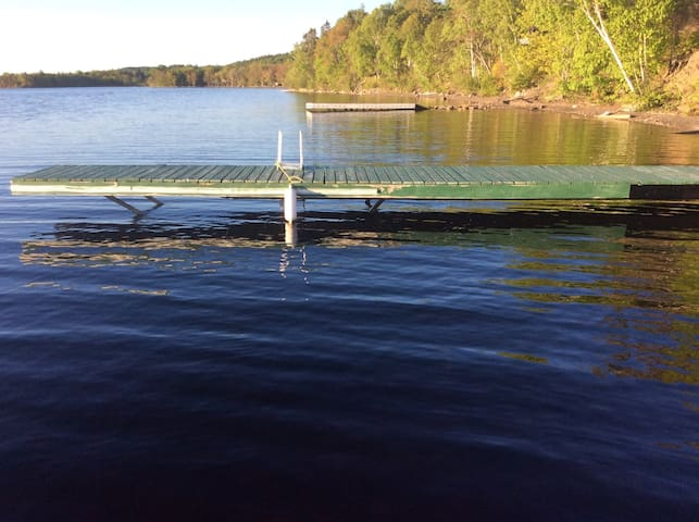 Mooring available upon request. Guests are welcome to use the wharf for swimming (unsupervised, swim at own risk).