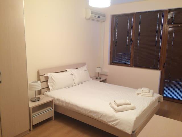 Dette er det ene soveværelse