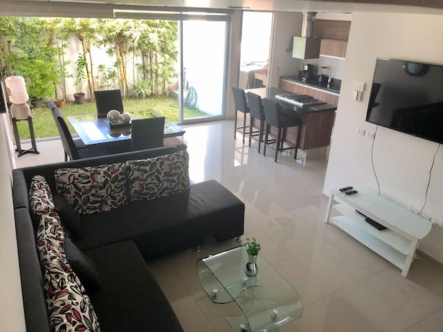 Spacious & Comfy House 3 bedrooms near ITESO