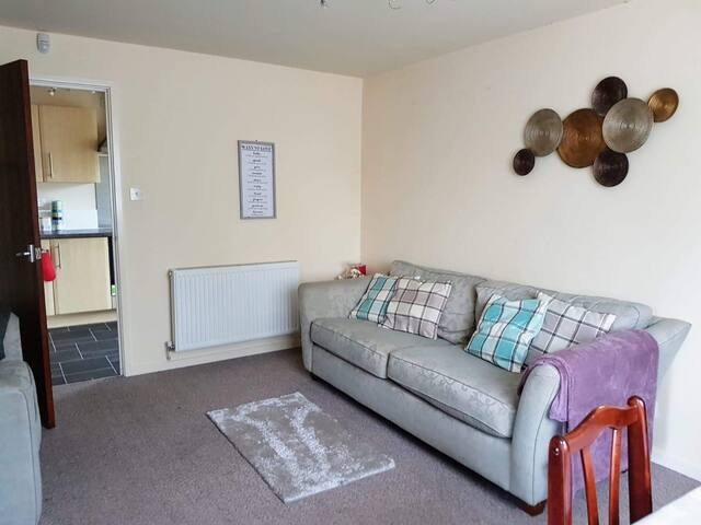 Cosy Hse near Nottingham University & City Centre