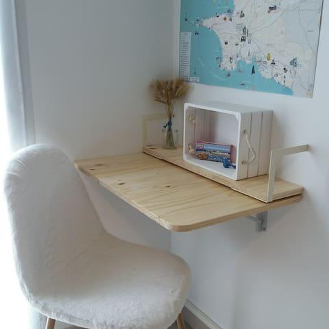 Le bureau lumineux + Wifi