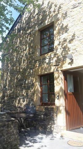 Chez Marc et Jacques, gîte familial - Sainte cecile - Hus