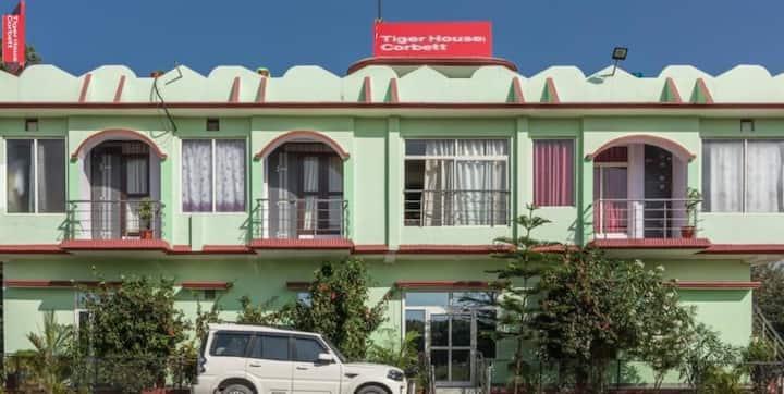 Tiger House Corbett Ramngar