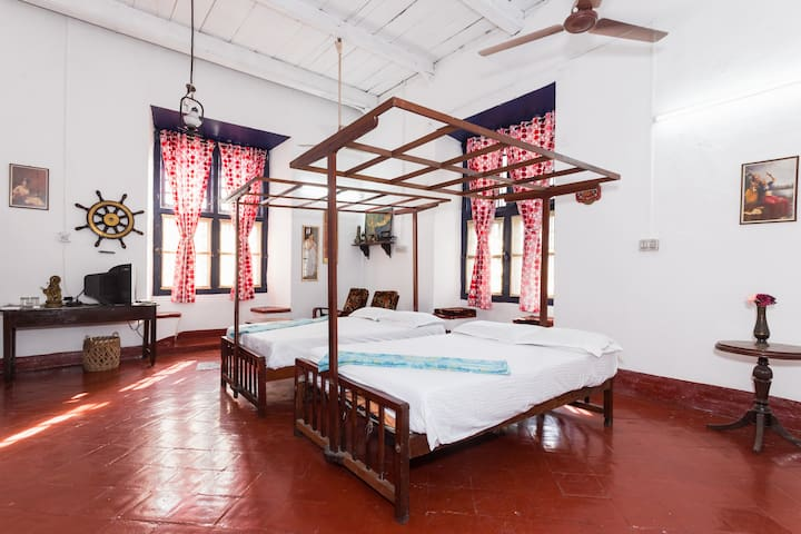 Vasco Heritage Residency with Church View - Kochi