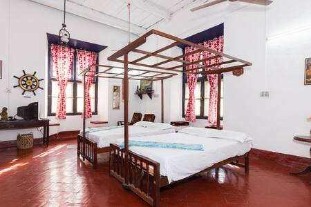 Vasco Heritage Residency with Church View - Kochi - Wikt i opierunek