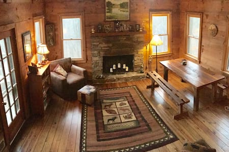 Cozy Cabin in Big Canoe - 贾斯珀(Jasper) - 小木屋