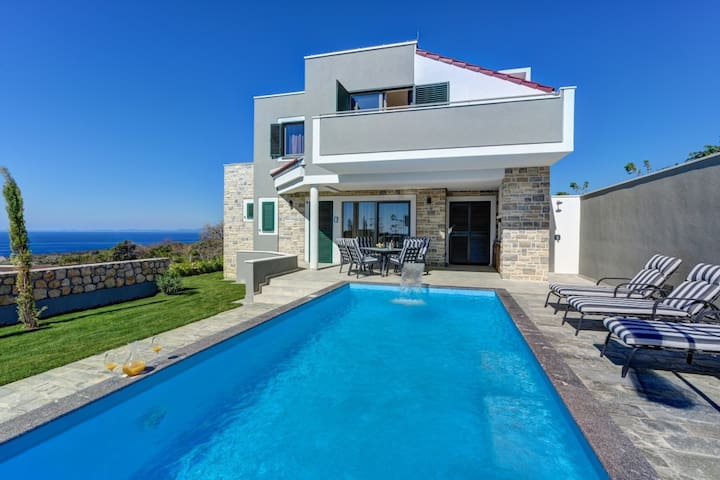 Villa Dana, Croatia Luxury Rent