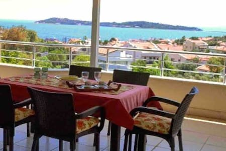Large Terrace, fantastic view