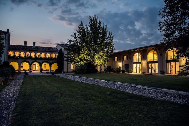 Agriturismo Corte Ruffoni - Zevio-santa Maria - Apartament