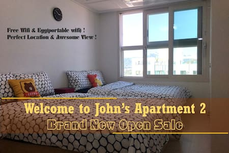 ★Open Sale★John's Apartment2 Brand New Myeongdong - Apartment