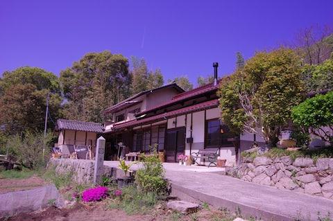 しまなみ海道「LIGHT HOUSE大三島」一棟貸キッチン付、大山祇神社、スーパー、コンビニ近く