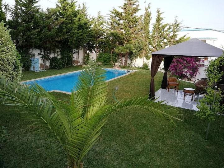Villa touhami