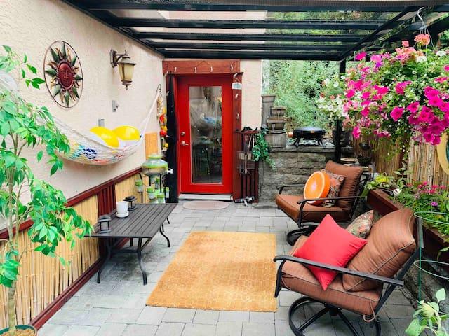 Garden Suite Oasis