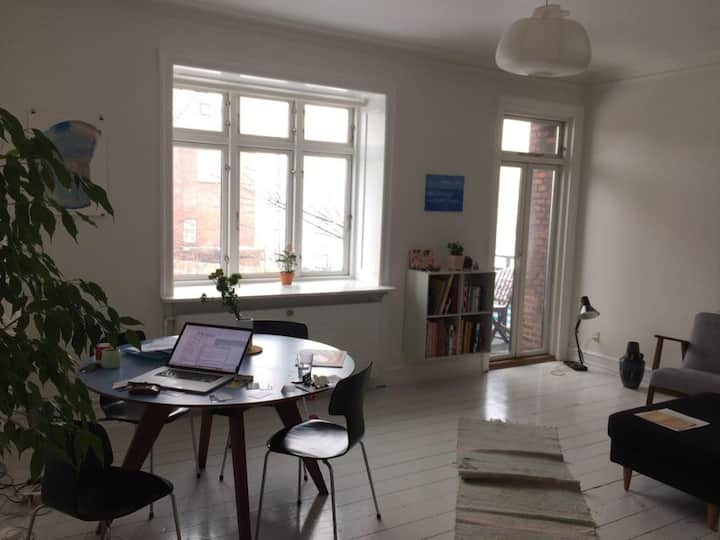 Beautiful flat next to water front, Islands Brygge