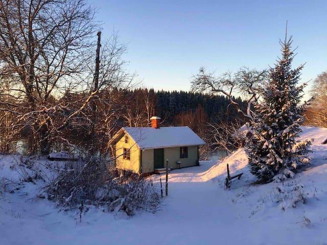 Cottage Tvättstuga