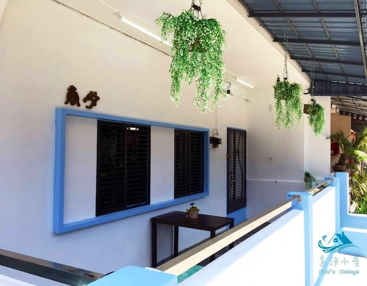 Cozy & Clean Fishi'o Cottage with Wi-Fi in Pangkor