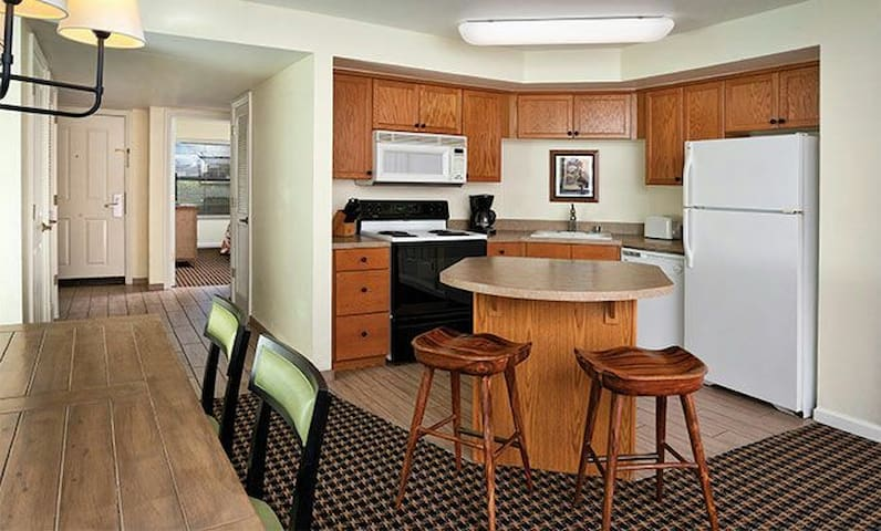 Angels Camp Sleeps 6-8  - ask for the best price - Angels Camp - Condominio