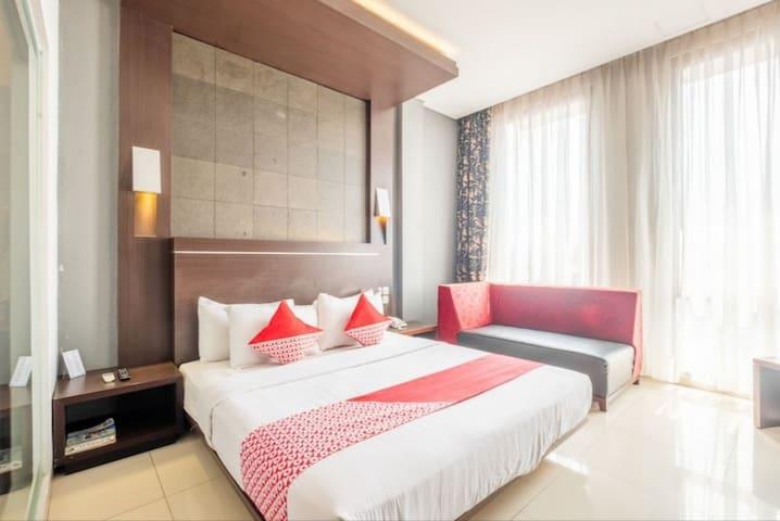 Best Cheap Hotel in Bandung D'Batoe Boutique Hotel