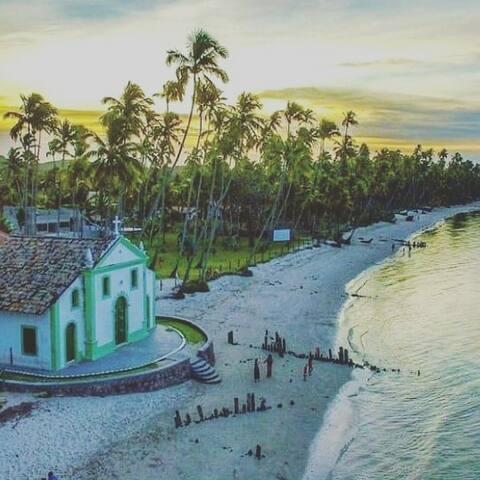 Casa de Praia em Serrambi - PE.