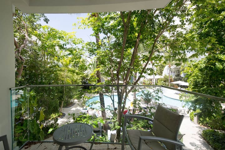 Incredible townhouse in Key West