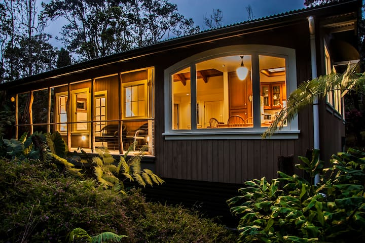 Fiddlehead House - Secluded Rain Forest Retreat