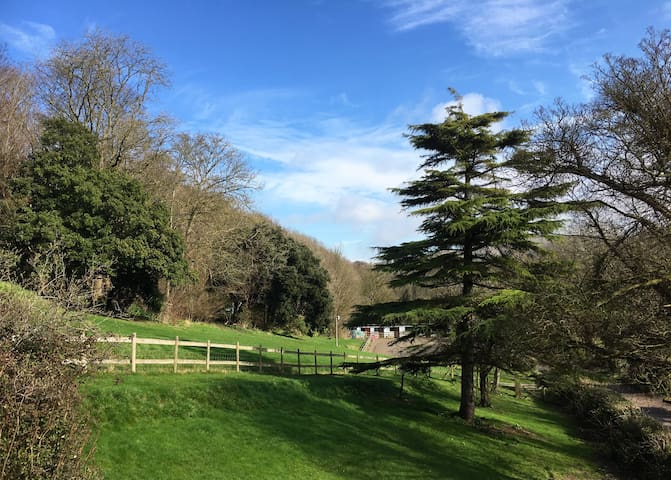 Sussex Rural Retreat, Beautiful View - Alfriston - Byt