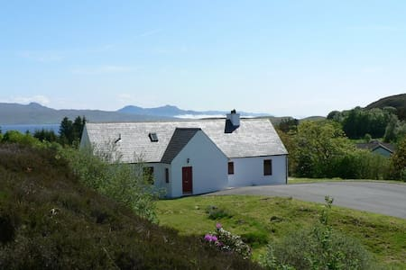 An Iodhlann, a cosy hideaway on the Isle of Skye - Isleornsay