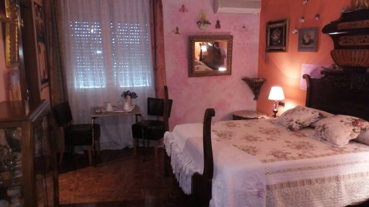 Habitación- suite, con baño completo interior