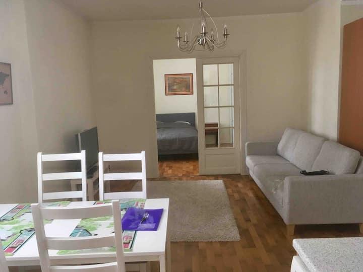 Lovely city apartment in Vallila