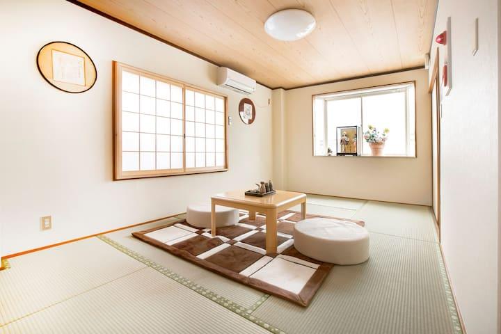 白樺の宿-九条(SHIRAKABA-KUJYO)
